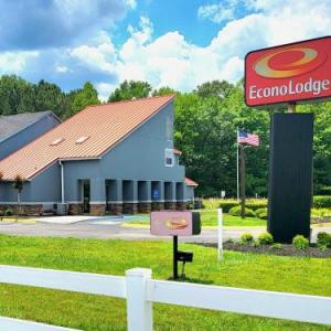 Econo Lodge Inn Suites Carrollton Smithfield