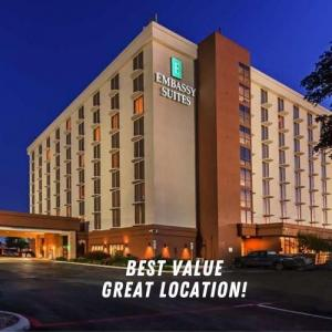 Embassy Suites Hotel Dallas - Market Center