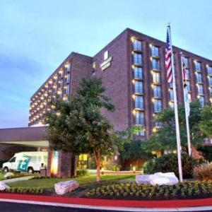 Embassy Suites Hotel Baltimore-North