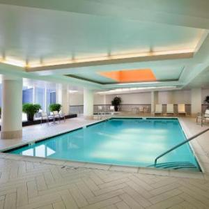 Hotels near Bowlmor Bethesda - Embassy Suites Hotel At The Chevy Chase Pavilion