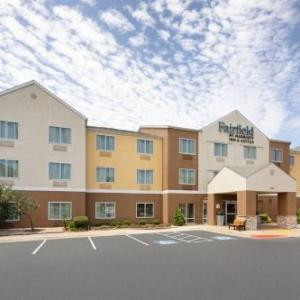 Fairfield Inn & Suites Austin University Area