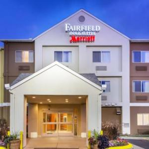 Fairfield Inn & Suites By Marriott Canton