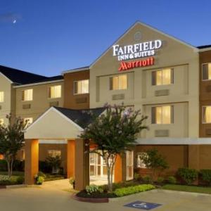 Hurricane Harry's Hotels - Fairfield Inn & Suites By Marriott Bryan College Station