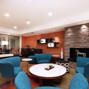 Fairfield Inn & Suites By Marriott Dallas Las Colinas