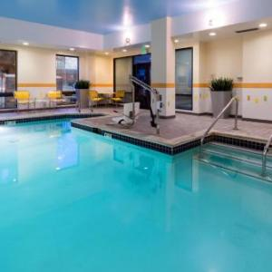 Magness Arena Hotels - Fairfield Inn & Suites By Marriott Denver Cherry Creek