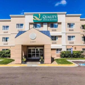 Club Auto Colorado Hotels - Quality Inn & Suites Golden - Denver West - Federal Center