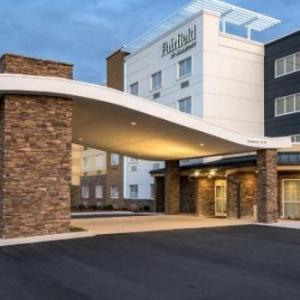Lenoir Rhyne University Hotels - Fairfield Inn & Suites by Marriott Hickory