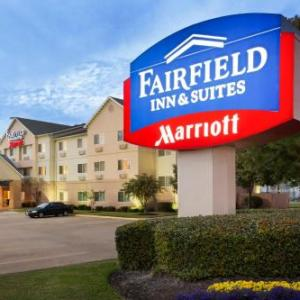 Fairfield Inn & Suites By Marriott Houston I-45 North
