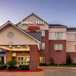 Hotels near Delmar Stadium - SpringHill Suites by Marriott Houston Brookhollow