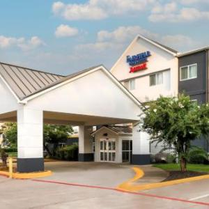 Fairfield Inn And Suites Houston I-10 West/Energy Corridor