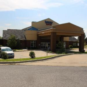Fairfield Inn & Suites By Marriott Kansas City Liberty