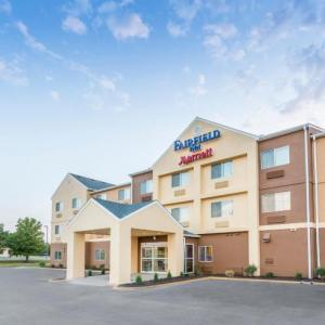 Hotels near Jerry's Bait Shop Lee's Summit - Fairfield Inn & Suites Kansas City Lee's Summit
