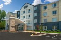 Fairfield Inn And Suites By Marriott Memphis I-240 At Perkins Rd Image