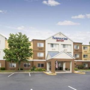 Fairfield Inn By Marriott Middletown Monroe