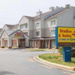 Hotels near Churchland High School - Studios & Suites 4 Less Gum Road