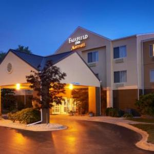 McMorran Place Hotels - Fairfield Inn By Marriott Port Huron