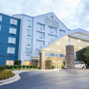 Fairfield Inn Raleigh Airport NC, 27560