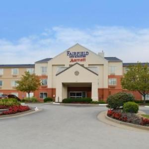 Fairfield Inn St.charles/st.louis