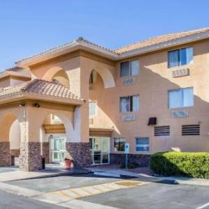 Hotels near Tucson Expo Center - Comfort Inn & Suites Tucson