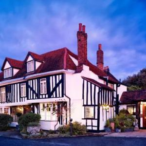Brentwood Centre Hotels - Marygreen Manor