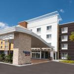 Fairfield Inn & Suites by Marriott Orlando Kissimmee/Celebration