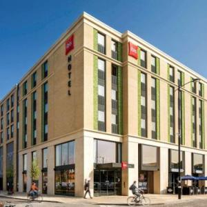 Hotels near The Junction Cambridge - Ibis Cambridge Central Station