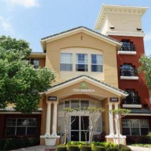 Extended Stay America - Dallas - Las Colinas - Green Park Dr. TX, 75038