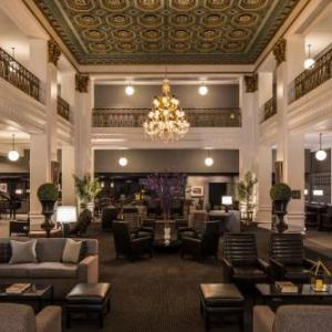 Murphy Fine Arts Center Hotels - Lord Baltimore Hotel