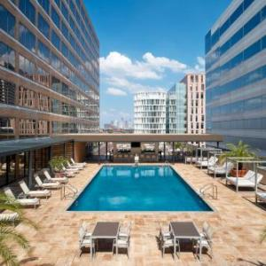 Rice University Hotels - Hilton Houston Plaza/Medical Center