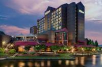 Hilton Charlotte University Place Image