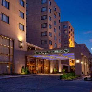 Hotels near Barcode Washington - Capital Hilton