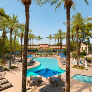 ASU Kerr Cultural Center Hotels - Hilton Scottsdale Resort And Villas