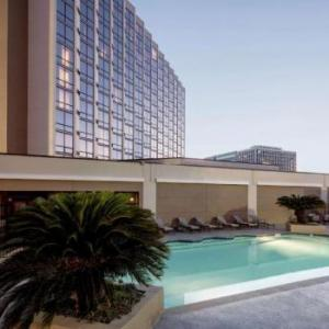 Houston Arena Theater Hotels Hilton Galleria Area