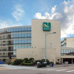 5th Street Beach Hotels - Quality Inn And Suites Oceanfront