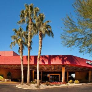 GCU Stadium Hotels - Four Points By Sheraton Phoenix North