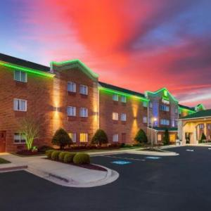 Holiday Inn Express Annapolis East Kent Island