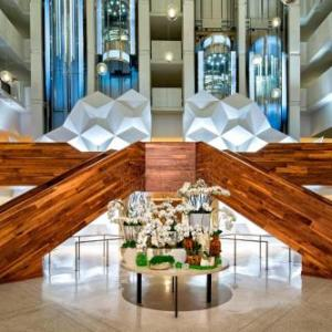 Nashville Municipal Auditorium Hotels - Sheraton Grand Nashville Downtown