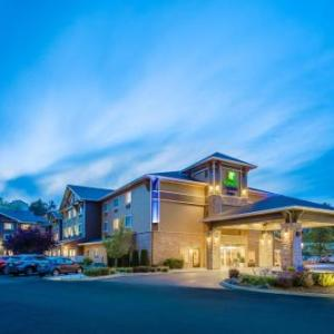 Holiday Inn Express Hotel And Suites Pullman