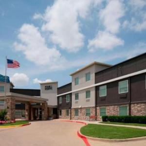Holiday Inn Express And Suites-Six Flags Area