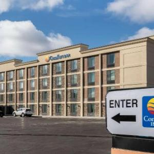 Hotels near Veterans Park Bay City - Comfort Inn Bay City