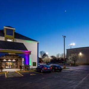 Sports City Blue Springs Hotels - Quality Inn Kansas City Blue Springs