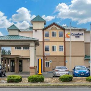 Hotels near Pierce College Fort Steilacoom - Comfort Inn Tacoma