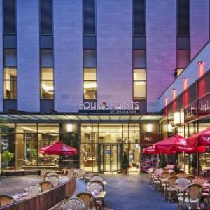 Hotels near South Street Seaport Pier 17 - Four Points by Sheraton New York Downtown