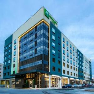 Hotels near Tennessee Aquarium - Holiday Inn Hotel & Suites Chattanooga Downtown