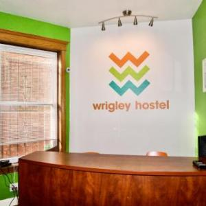 Architectural Artifacts Chicago Hotels - Wrigley Hostel