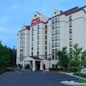 Hampton Inn And Suites Atlanta-galleria