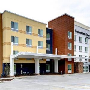 Fairfield Inn & Suites By Marriott Nashville Metrocenter