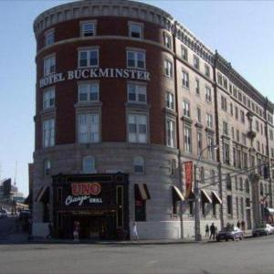 Boston College Hotels - Boston Hotel Buckminster