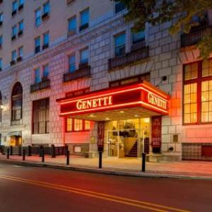 Hotels near Community Arts Center Williamsport - SureStay Signature Collection Genetti Hotel