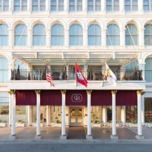 Vino's Brewpub Little Rock Hotels - Capital Hotel